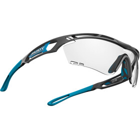 Rudy Project Tralyx Cykelbriller grå/turkis
